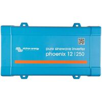 Convertisseur phoenix 12v/230v 250va pur sinus ve-direct - victron energy