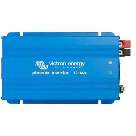 Convertisseur VE DIRECT 220V 800 VA (750 Watts) Pur Sinus VICTRON (Voltage : 24 volts)