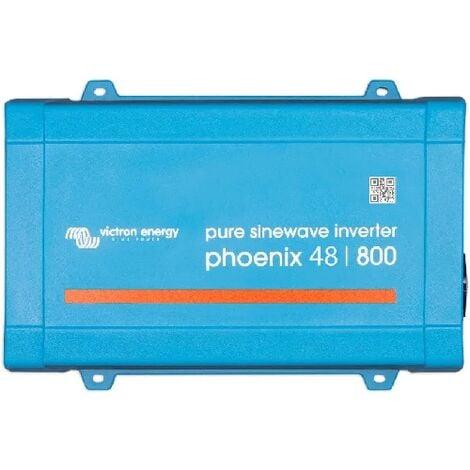Convertisseur VICTRON pur sinus 48V - 230V 800 VA (750 Watts)