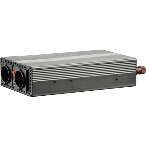 Convertisseur VOLTCRAFT MSW 1200-12-F MSW 1200-12-F 1200 W 12 V/DC - 230 V/AC 1 pc(s)