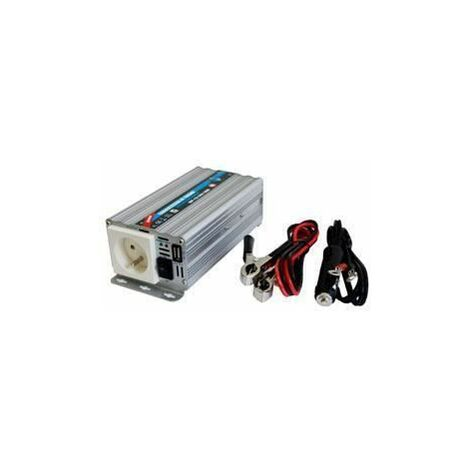 CONVERTISSEUR WP 12/220V 300W AVEC PRISE USB 130335132