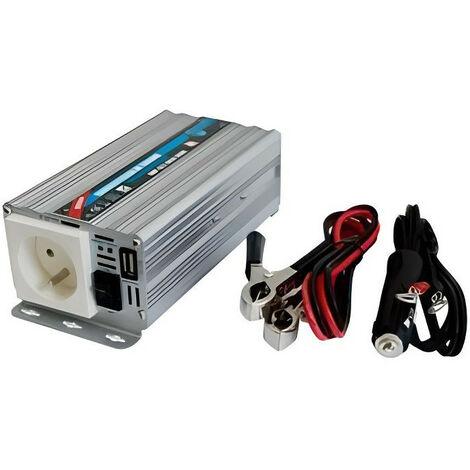 Convertisseur WP 24/220V 300W avec Prise USB