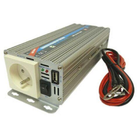 Convertisseur WP 24-220V 600W avec USB Generique