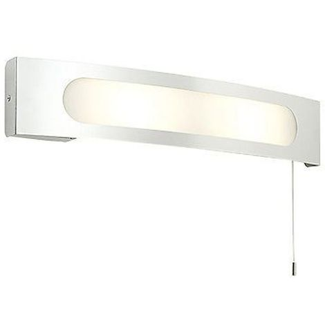 Convesso 25W SW wall - polished stainless steel
