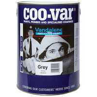 Coo-Var Vandalene Anti Climb Paint 4kg (choose colour)