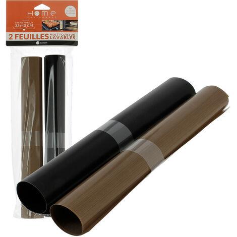 COOK PROTECT - Feuilles de cuisson réutilisables, x2