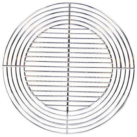 COOK'IN GARDEN - Grille barbecue recoupable - 37/55 cm