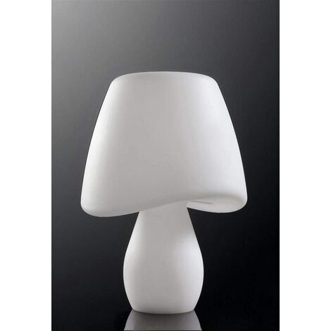 Cool Table Lamp 2 Bulbs E27 Outdoor IP65, opal white