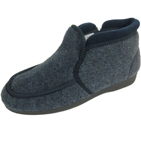 Coolers Premier Wider Fit to EE Felt Boot Slipper