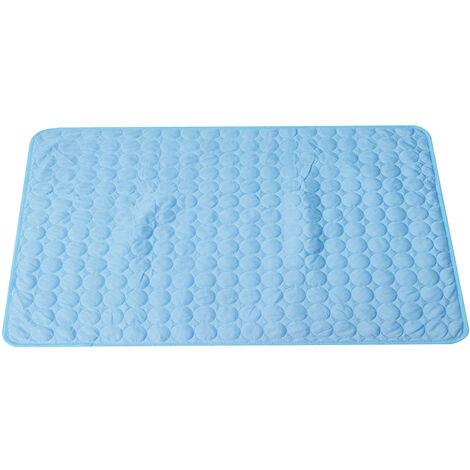 Cooling Mat for Dog Cat Pet blue