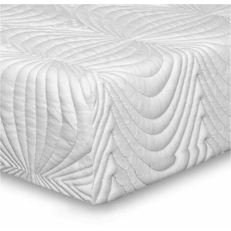 Cooling Memory Foam Mattress - Super King 6ft