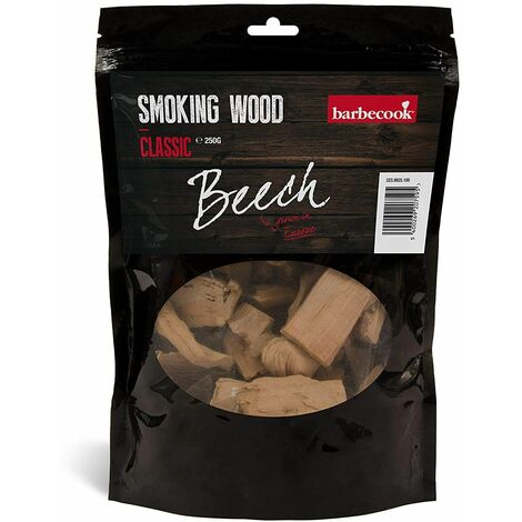 Copeaux de fumage Barbecook (8 saveurs au choix)