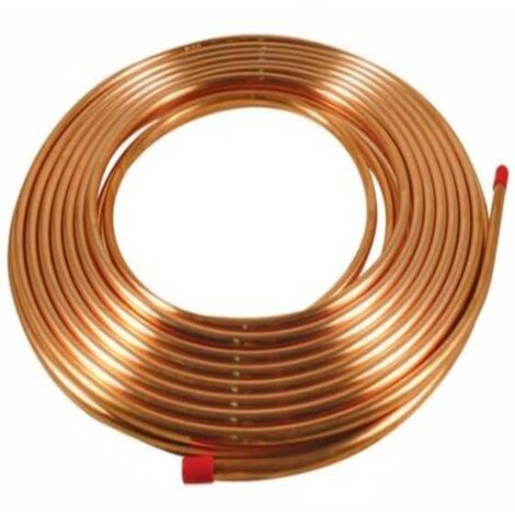 Copper Pipe Insulation 08Mm 1/4 15 Meters
