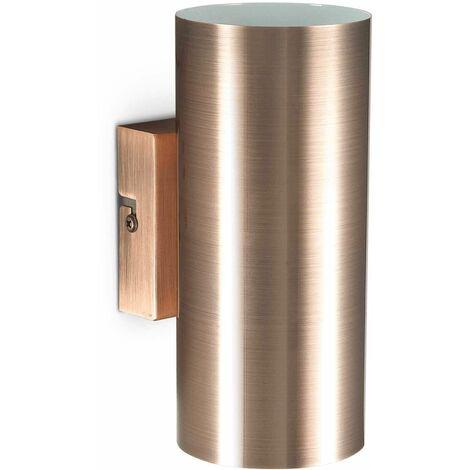 Copper wall light HOT 2 bulbs