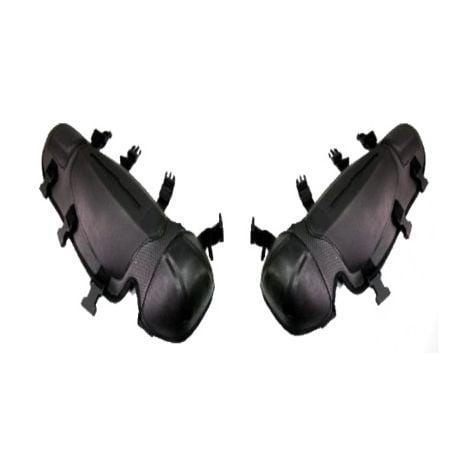 Coppia GAMBALI PARASTINCHI per decespugliatore protezione gambe ginocchiere