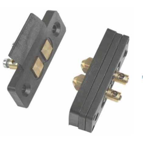 """main image of """"Coppie contatti elettrici universali assaabloy/ serrature elettriche portoncini"""""""