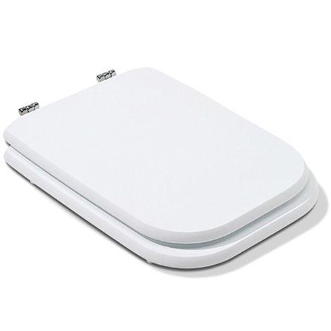 Sedile Wc Ideal Standard.Copri Sedile Wc Tavoletta Compatibile Conca Ideal Standard Bianco By Seba E0100a18010544