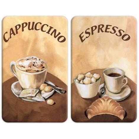 Coprifornelli in vetro Universal Caffè WENKO