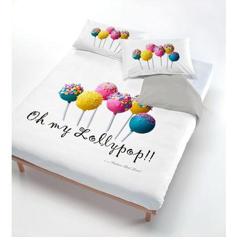 Copripiumino Con Foto.Copripiumino Con Stampa Sul Sacco E Federe Fazzi Lollypop Singolo