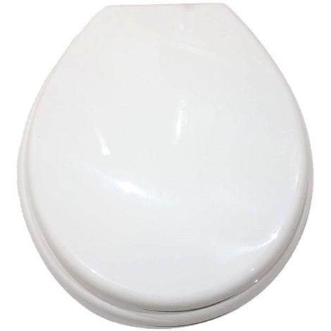 Copriwater Coprivaso Tavoletta Sedile WC per SBORDONI Vaso Palladio Bianco