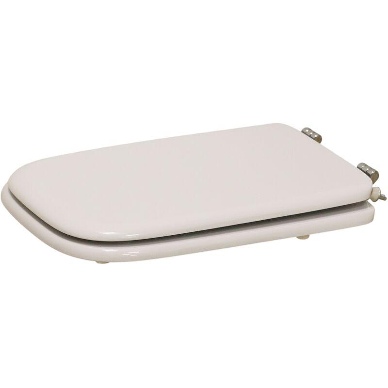 Sedile Wc Modello Conca.Copriwater Per Vasi Conca Ideal Standard Niclam N4 Bianco Concan4