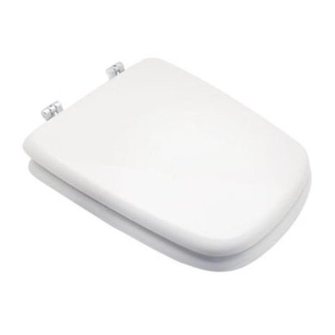 Copriwater Coprivaso Tavoletta SEDILE WC PER IDEAL STANDARD VASO CALLA Bianco