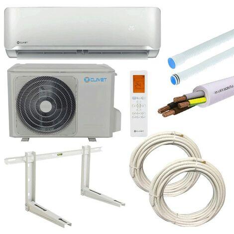 """main image of """"copy of Aire acondicionado Clivet Essential inverter 2200 frigorias 2.6 kw R32"""""""