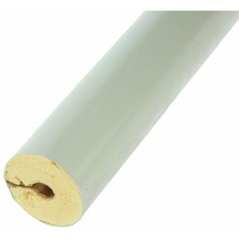 Coquille de tuyau PUR Armalok 28 x 30 mm