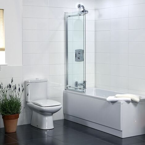 Coram Sliding Shower Screen - 1065mm Width (SSL2105CUC)