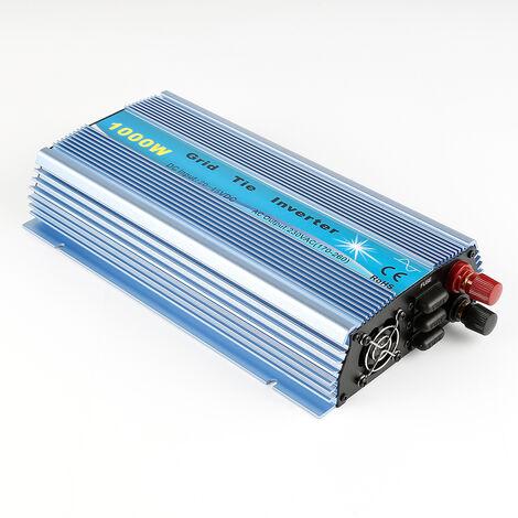 Corbata de rejilla del inversor para inversor de seno puro 1000W Inversor DC 20-45V Color azul