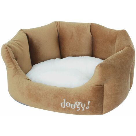 "main image of ""Corbeille ouatinée Doogy Teddy"""
