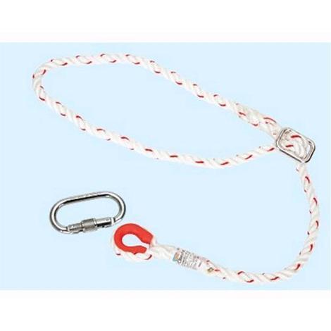 Corda per imbracatura Climax regolabile Art. 30/1