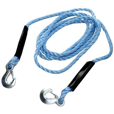 Corde câble sangle de remorquage BV 5 mètres 2500 KG HQ