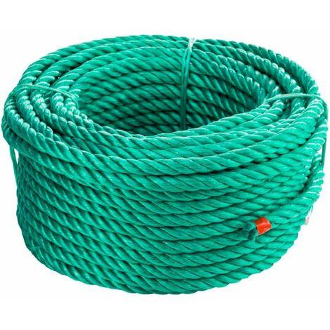 Corde polypropylène 30m haute resistance Ø 12mm