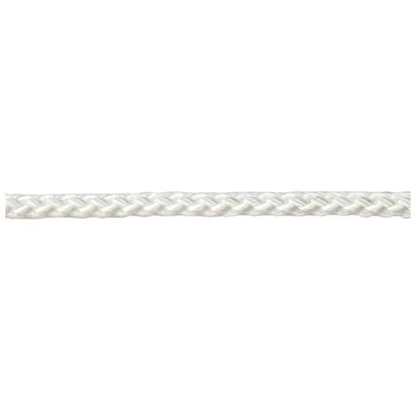 Corde polypropylène 3mm tressé blanc (Par 250)