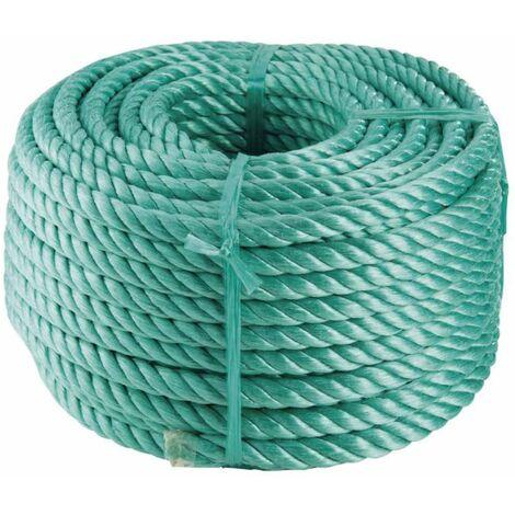 Corde polypropylène 50 m haute resistance Ø 14mm