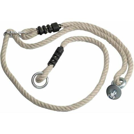 Corde pour balançoire pneu vertical