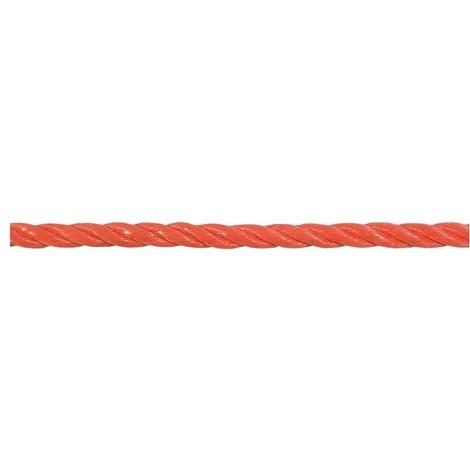 Corde PPD10 Ro.100m (250x200)orange (Par 100)