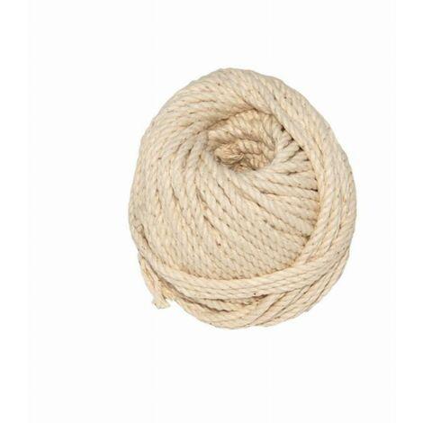 Cordeau câble coton DIMOS - Ø3 mm x 17 m - 155556