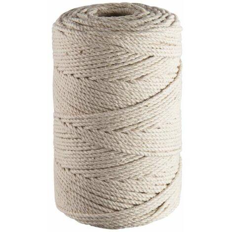 Cordeau coton 500 g en bobine de 150 m