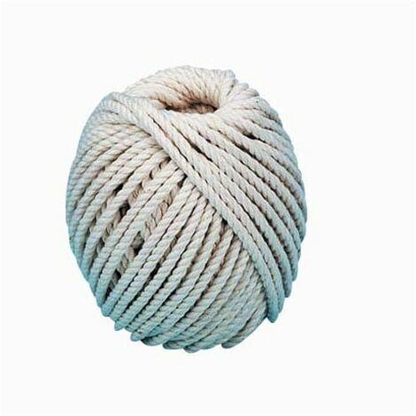 Cordeau coton câble Corderies Tournonaises