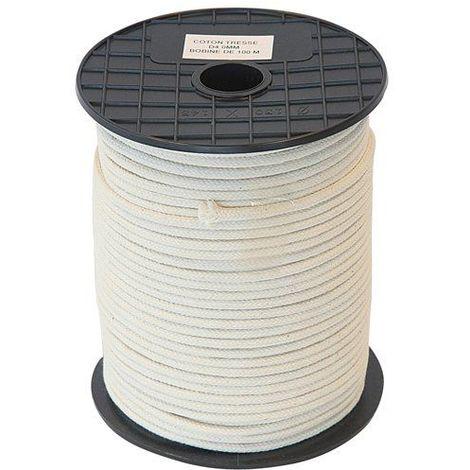 Cordeau Coton Tressé Ø2,5mm