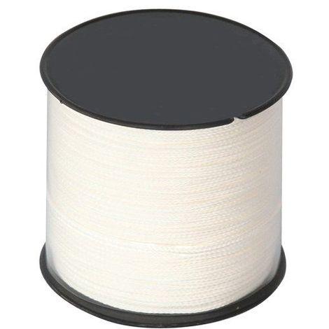 Cordeau Nylon Blanc Ø2mm