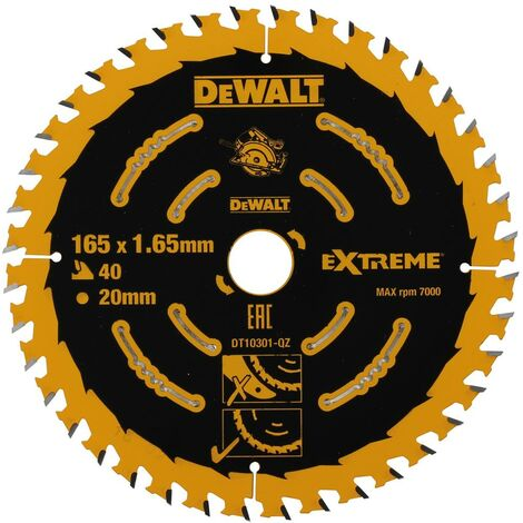 Corded Extreme Framing Blades, 165mm