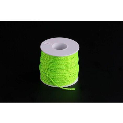 Cordelette nylon, pour des poteaux alignés
