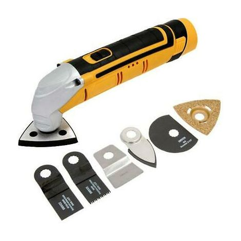 Cordless Battery Oscillation Tool Kit Sawing Sanding