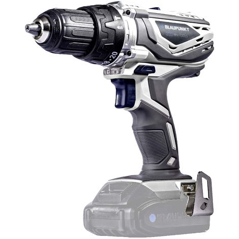 Cordless Combi Drill - Li-Ion 18V - 13mm Keyless Chuck - Drill, Hammer and Screwdriver Functions - [Blaupunkt Power Tools DNA] (Bare Tool Only - No Battery Included)