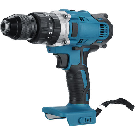 Cordless drill 3 in1 95Nm 2 speeds 23 TorqueTool for Makita 18V