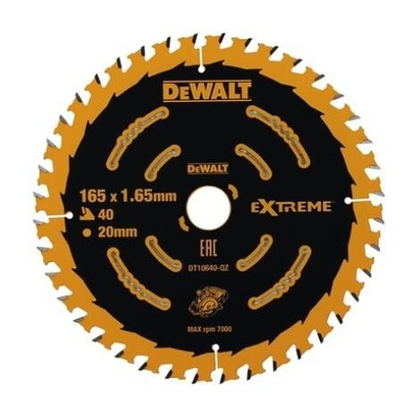 Cordless Extreme Framing Blades, 165mm