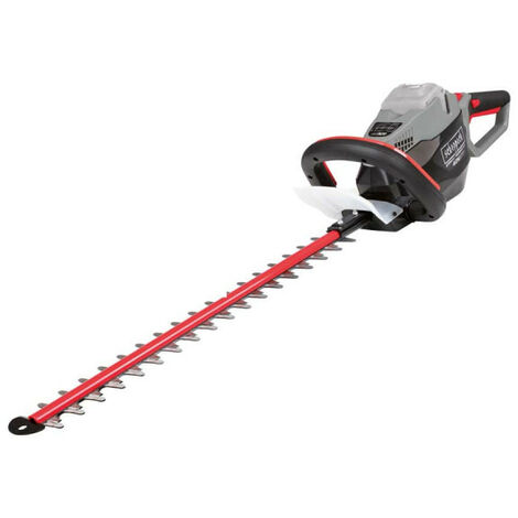 Cordless Hedge Trimmer SCHEPPACH 40V - Without battery without charger - BHT560-40LI